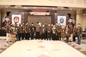 Debat Publik Tahap Kedua Calon Bupati dan Wakil Bupati Ponrogo Tahun 2020