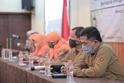 Sosialisasi Pemilihan Bupati dan wakil Bupati Ponorogo Tahun 2020